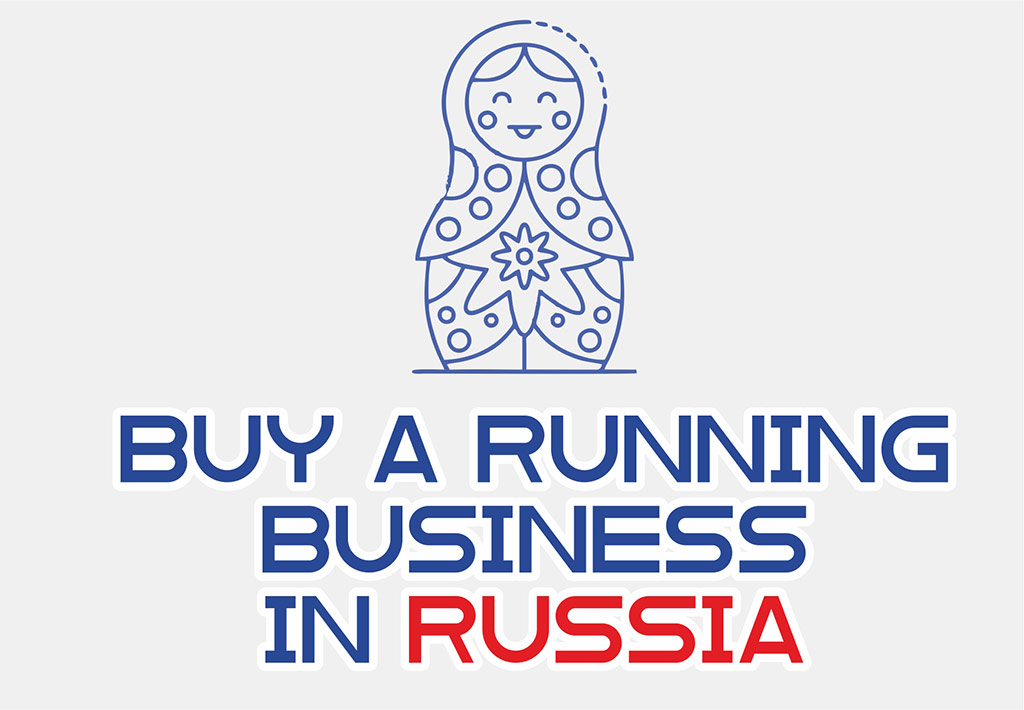 Buy business in Russia