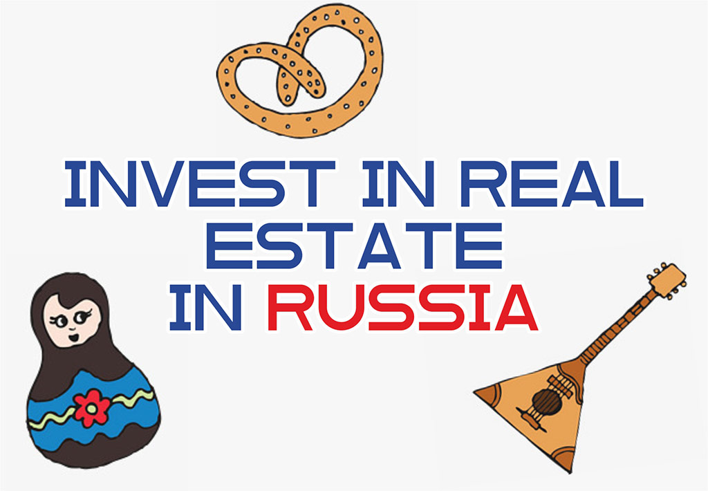 Buy property in Russia
